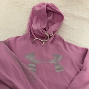 Under Armour Women's Loose Fit Hoodie, sz. M, $12